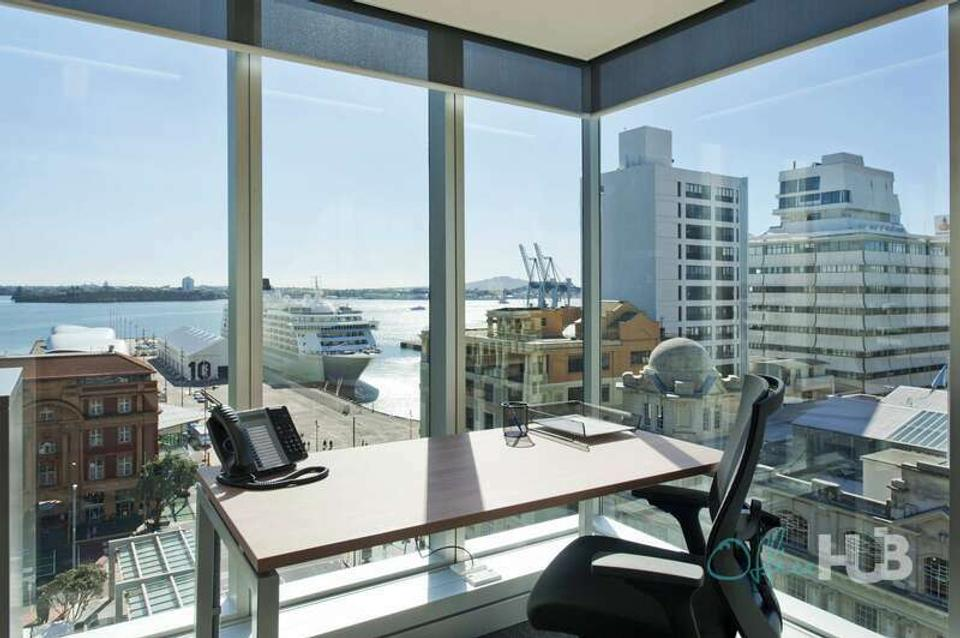 5 Person Coworking Office For Lease At 21 Queen Street, Auckland, Auckland City, 1010 - image 1