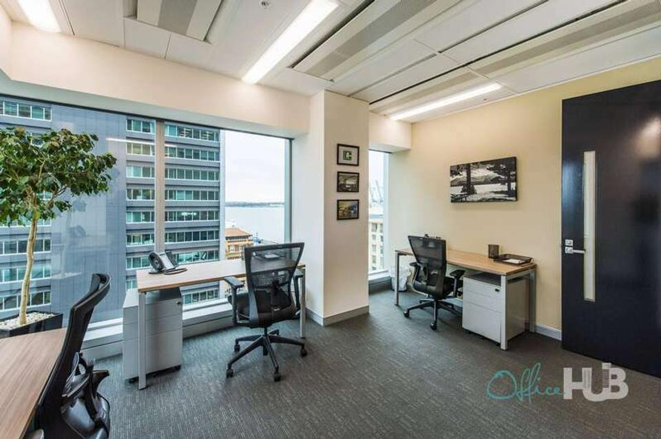 5 Person Coworking Office For Lease At 21 Queen Street, Auckland, Auckland City, 1010 - image 2