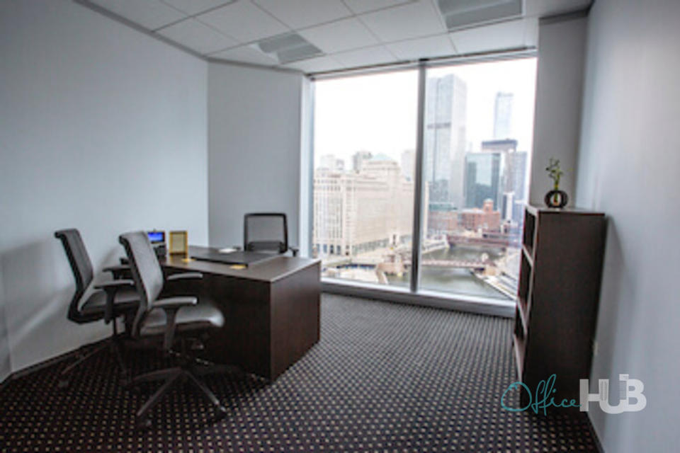 4 Person Private Office For Lease At 444 West Lake Street, Chicago, IL, 60606 - image 2