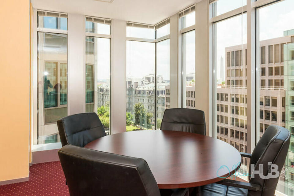 3 Person Private Office For Lease At 1717 Pennsylvania Avenue, Washington, D.C., 20006 - image 1