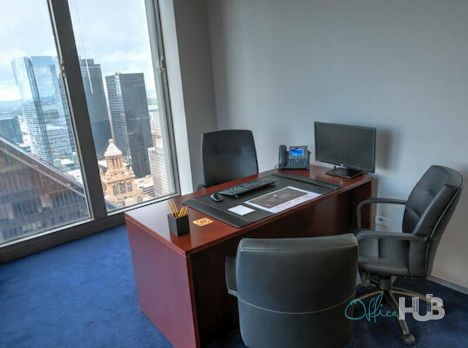 1 Person Private Office For Lease At 700 Louisiana Street, Houston, TX, 77002 - image 1