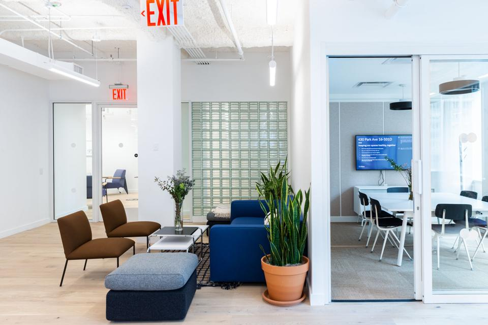 1 Person Coworking Office For Lease At 430 Park Avenue, New York, New York, 10022 - image 2