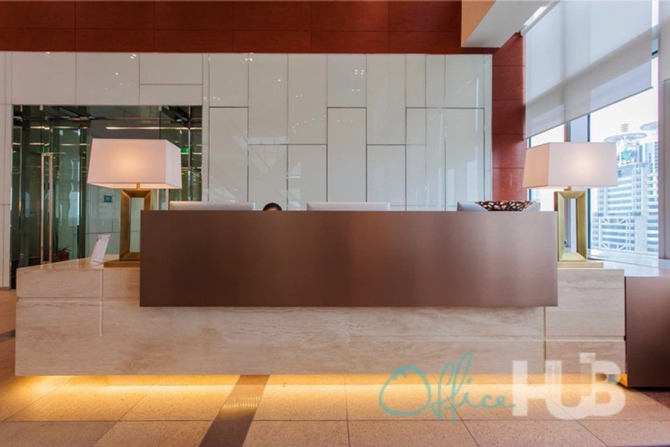 Office space for lease in Shanghai World Financial Center Shanghai - image 1