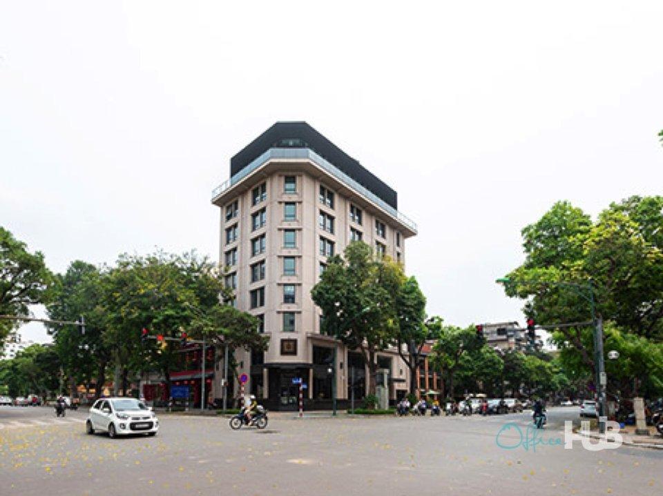 Office space for lease in 28A Tran Hung Dao Street, Hoan Kiem District Hoan Kiem District - image 1