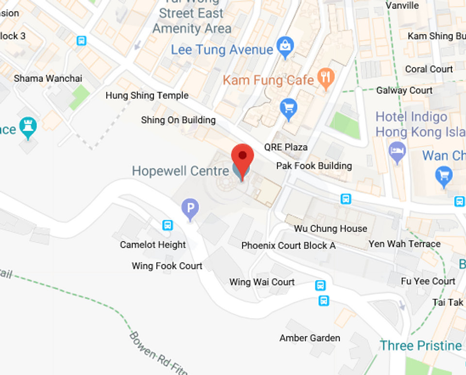 Office space for lease in 183 Queen's Road East, Wan Chai Hong Kong - image 2