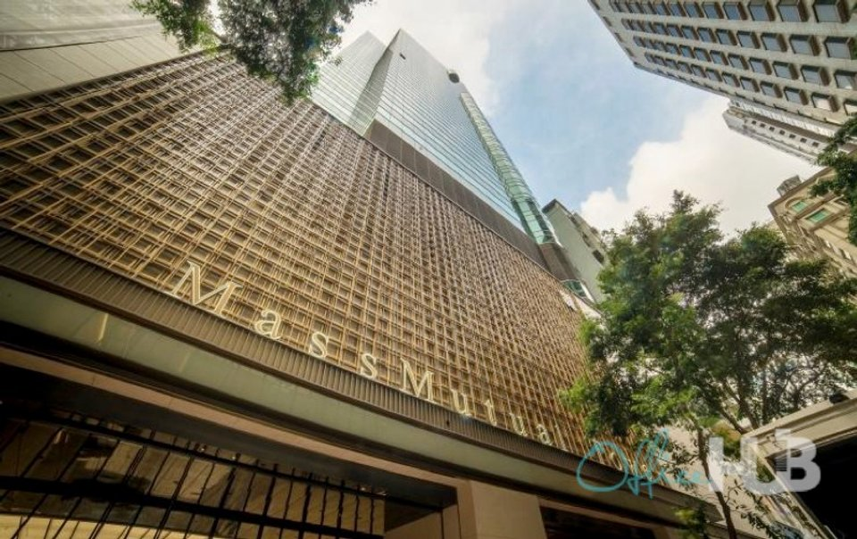 Office space for lease in 33 Lockhart Road, Wanchai Hong Kong Island - image 1