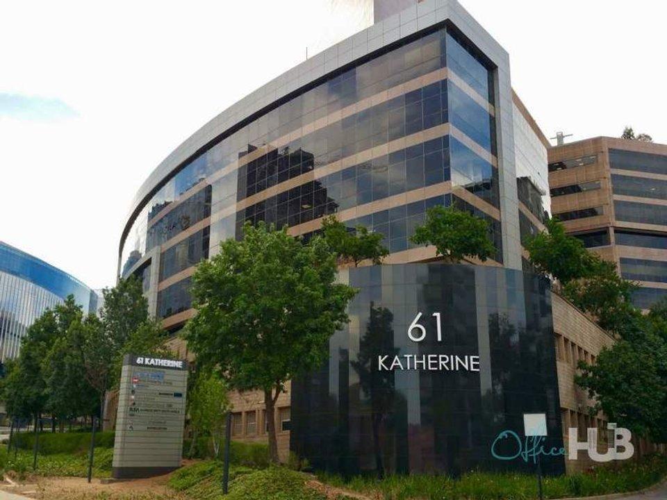 Office space for lease in 61 Katherine Street, Johannesburg Johannesburg - image 1