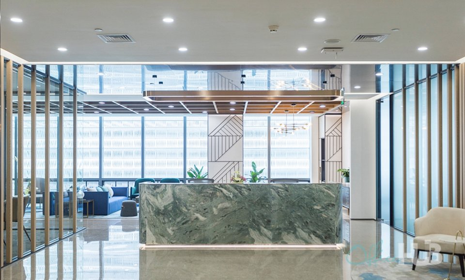Office space for lease in 429 Nanquan North Road Pudong - image 2