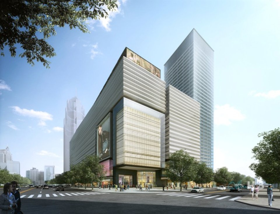 Office space for lease in 429 Nanquan North Road Pudong - image 1
