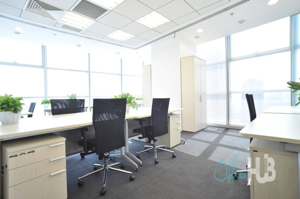 Office space for lease in 91 Jianguo Road Chaoyang - image 3