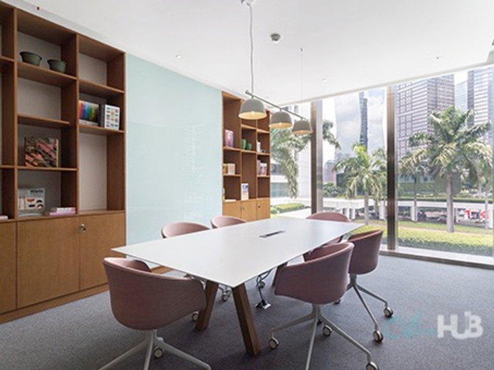Office space for lease in WTC 3 Kota Jakarta Selatan - image 3