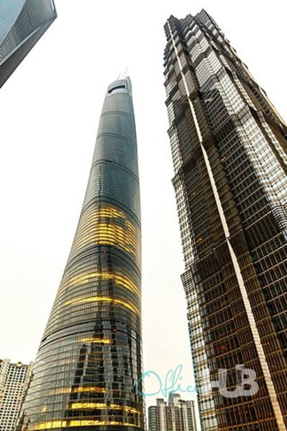 Office space for lease in 501 Middle Yincheng Road, Lujiazui Pudong District - image 1