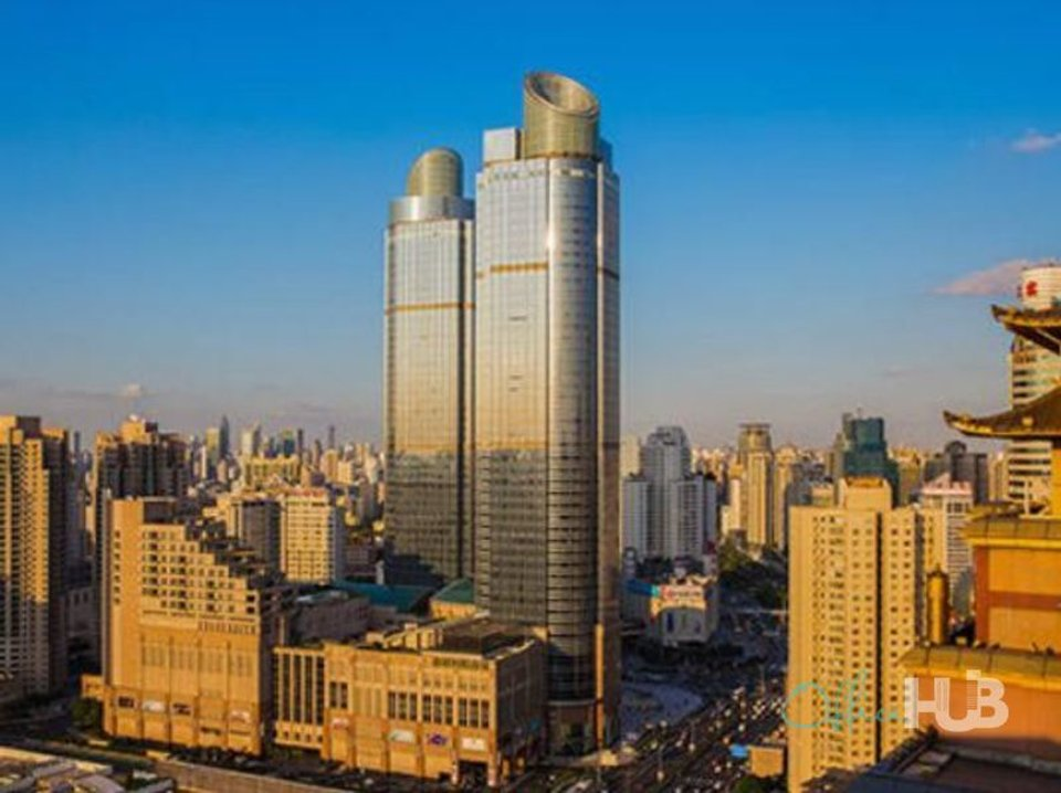 Office space for lease in 3 Hongqiao Road Xuhui District - image 1
