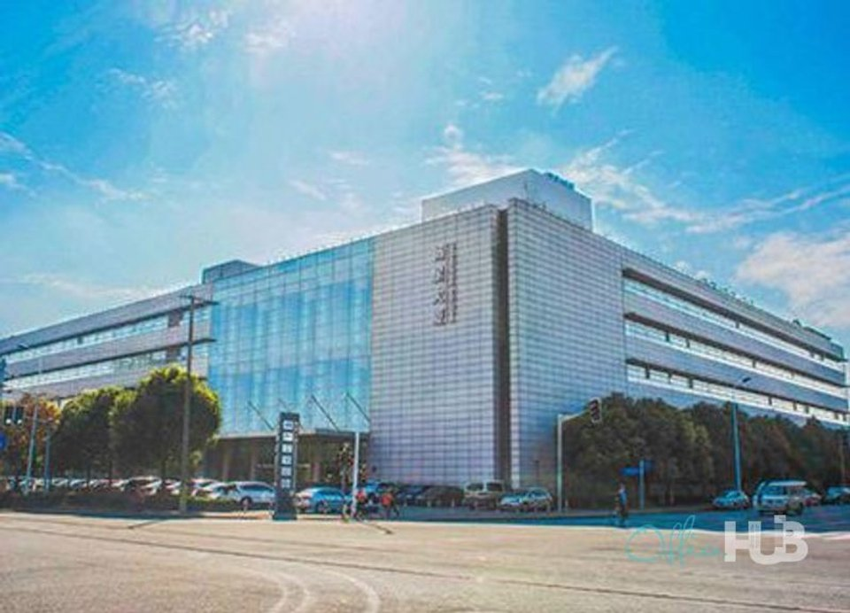 Office space for lease in 888 Bibo Road Pudong District - image 1