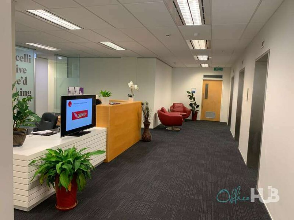 Office space for lease in 203 Queen Street Auckland - image 2