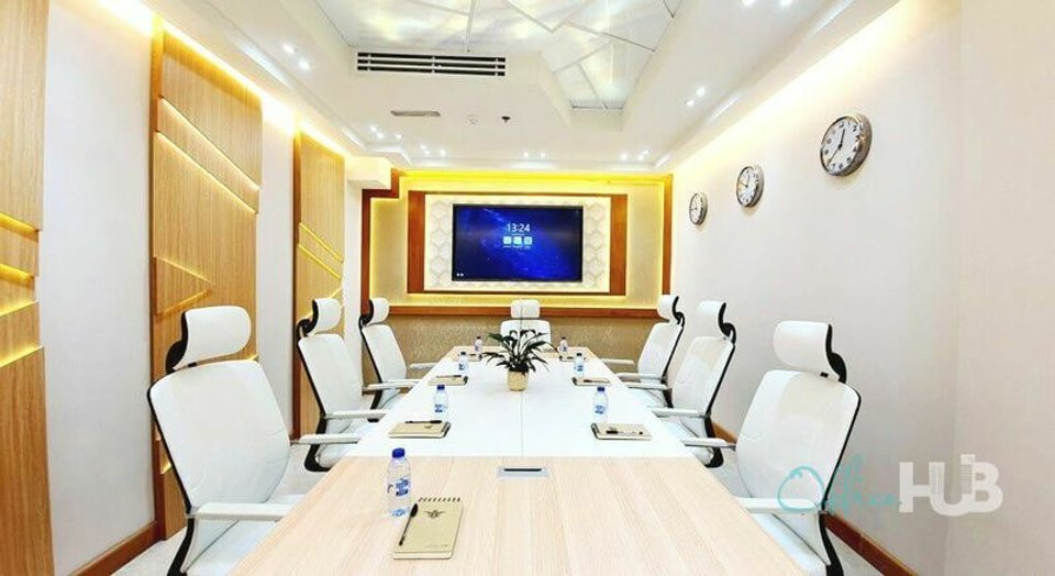 Office space for lease in 1 Happiness Street Dubai - image 2