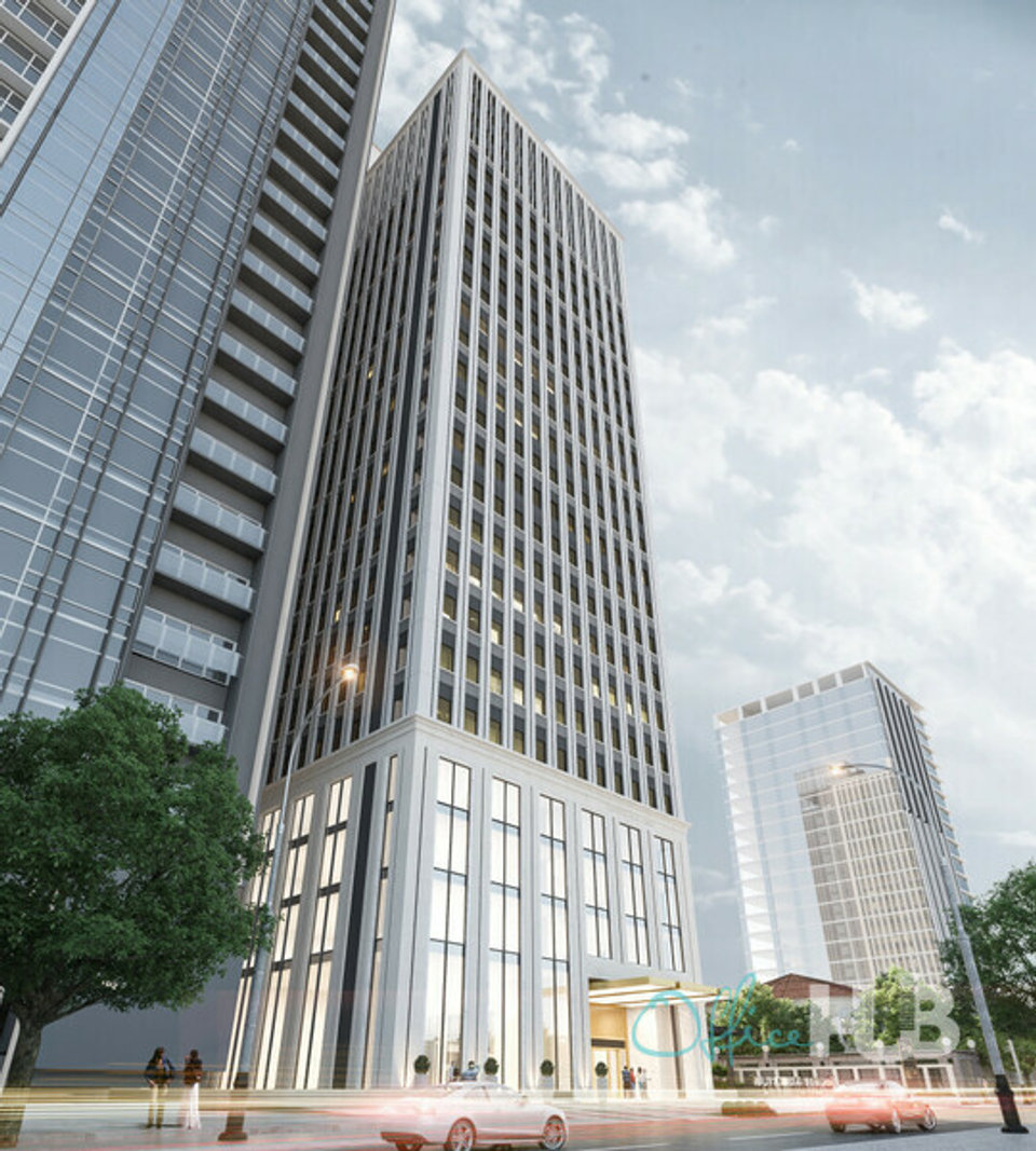 Office space for lease in Lim Tower 3 Dakao Ward, District 1 - image 1