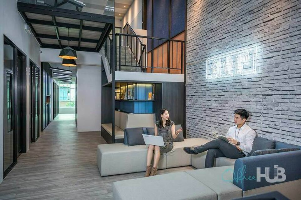 Office space for lease in Infinity 8 HQ Johor Bahru - image 1