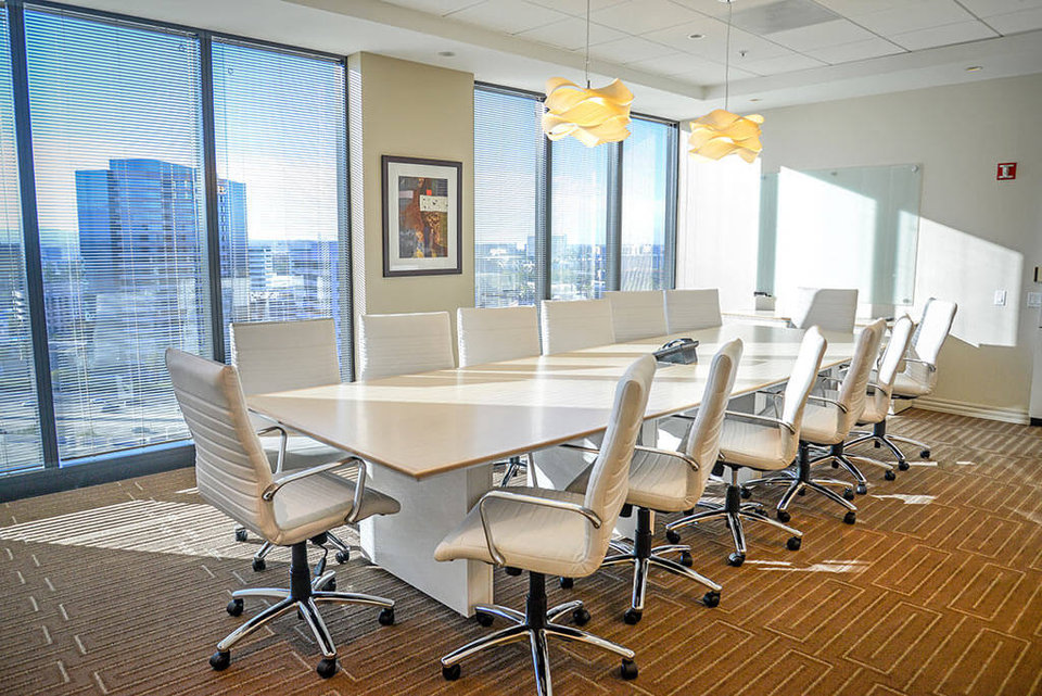 Office space for lease in Wells Fargo Tower Irvine - image 2