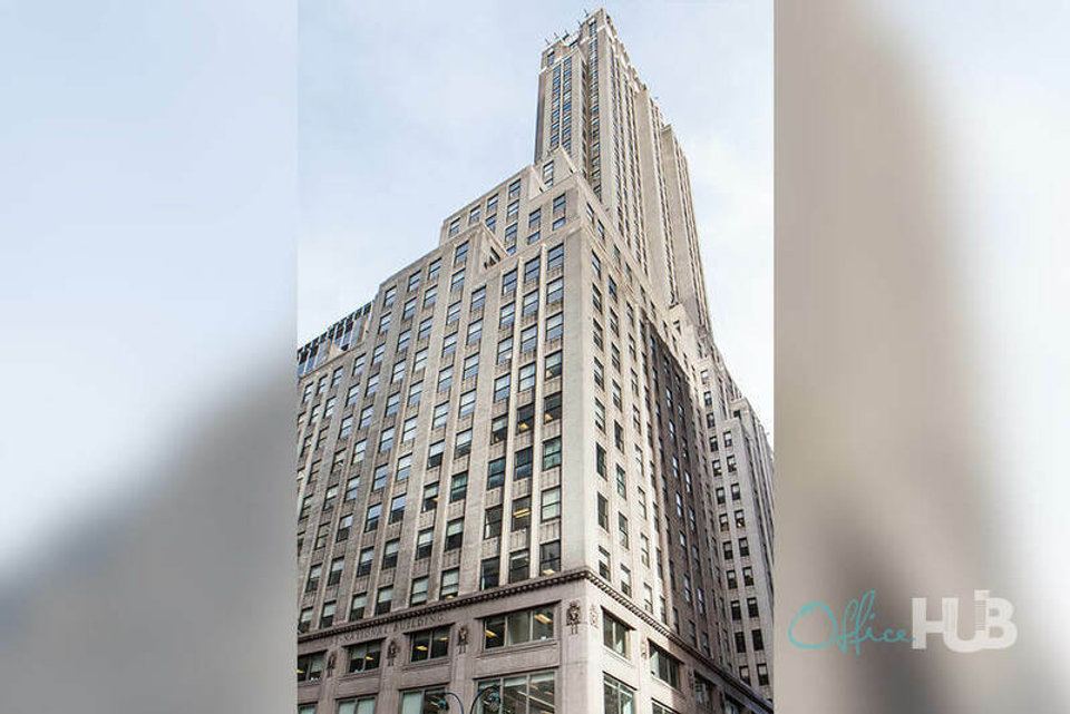 Office space for lease in Midtown Manhattan New York - image 1