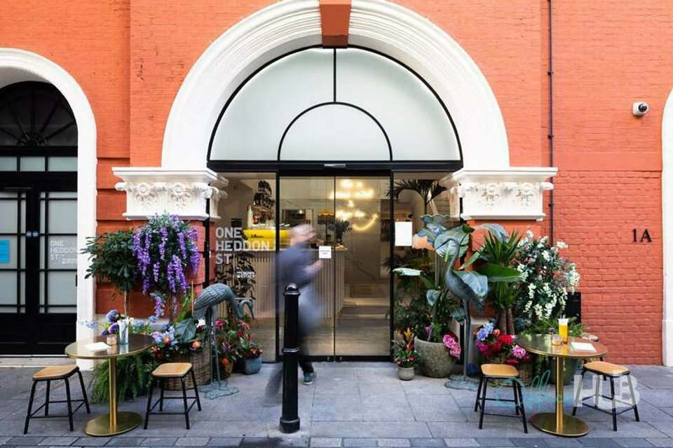 Office space for lease in One Heddon Street Mayfair, London - image 1