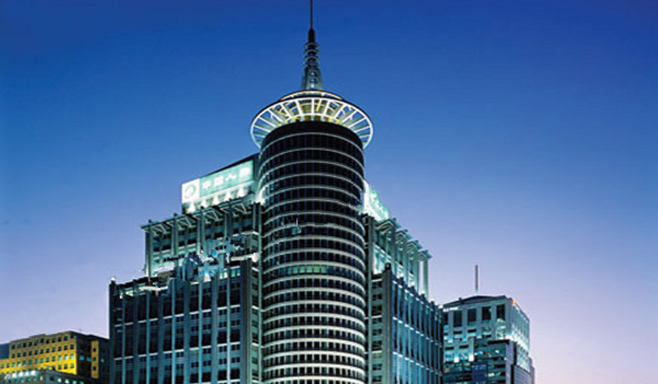 Office space for lease in China Life Tower West Beijing - image 1