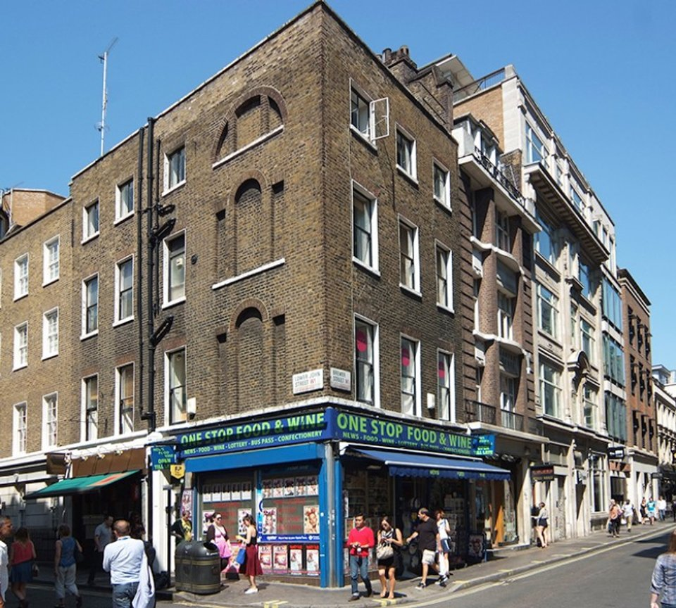 Office space for lease in Lower John Street Soho - image 1