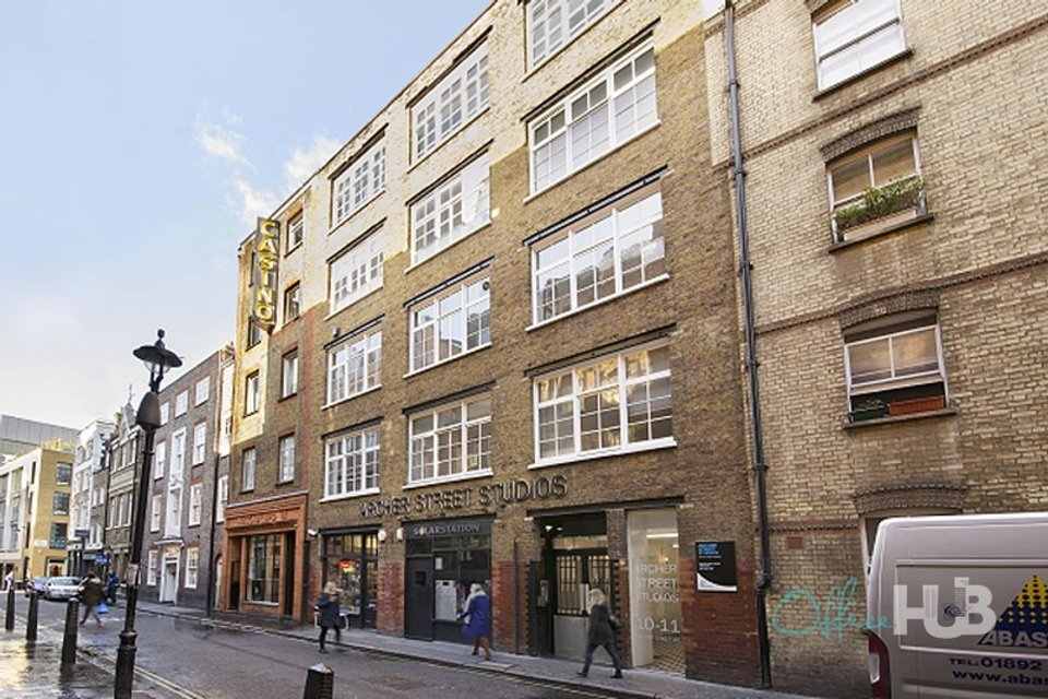 Office space for lease in Archer Street Studios Soho - image 1