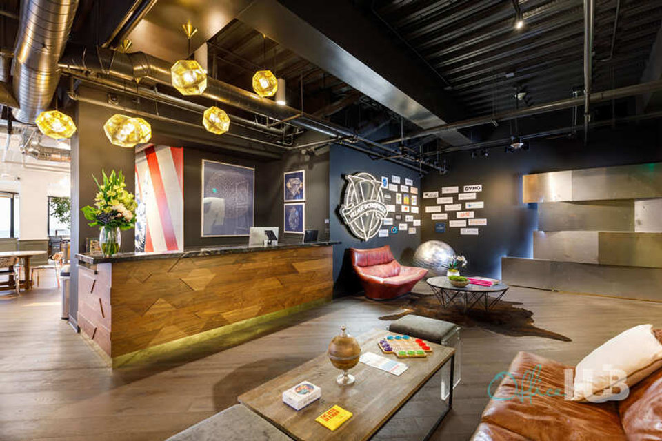 Office space for lease in Village Workspaces Los Angeles - image 2