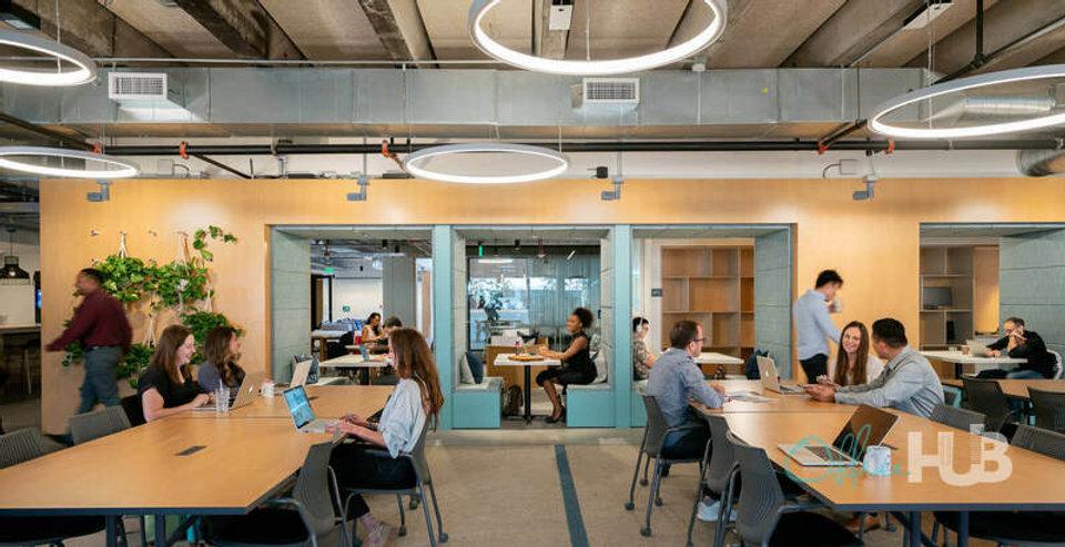 Office space for lease in Cross Campus El Segundo - image 2