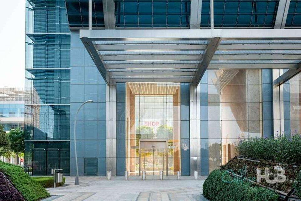 Office space for lease in Al Khatem Tower Al Maryah Island - image 1