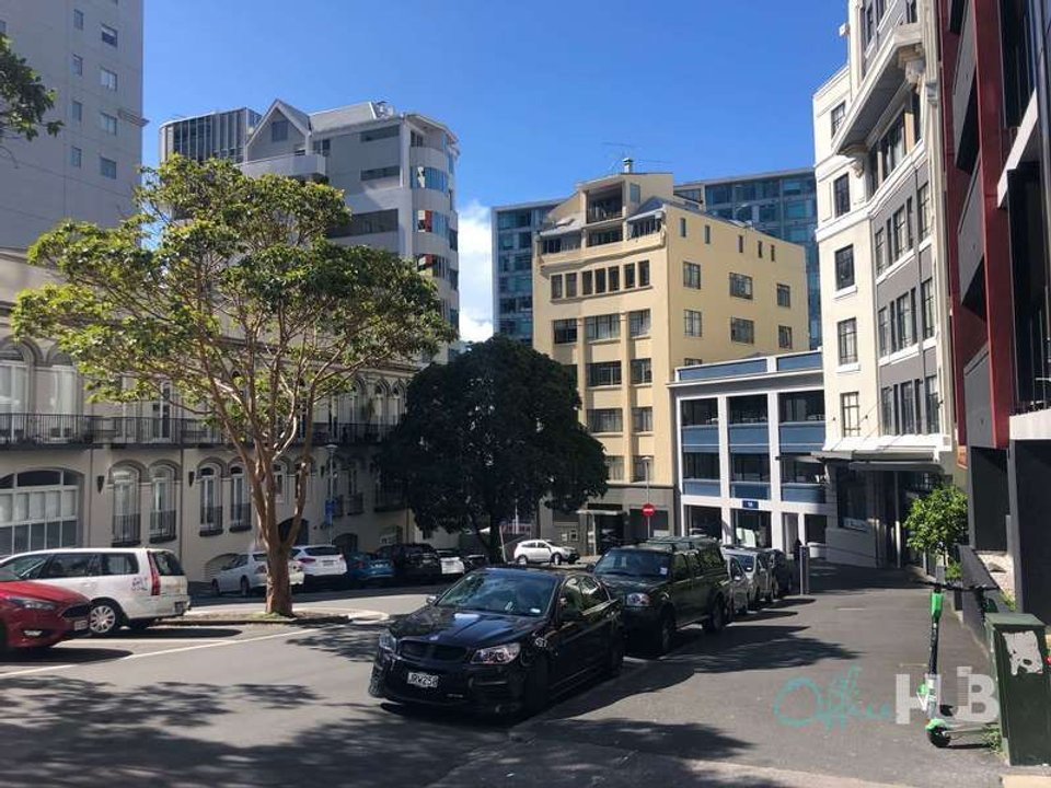 Office space for lease in 1 Emily Place Auckland Central - image 1