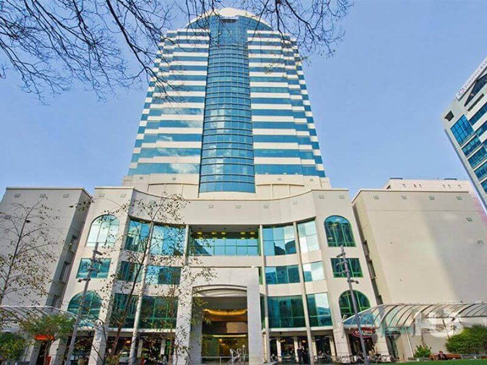 Office space for lease in 157 Lambton Quay Wellington - image 1