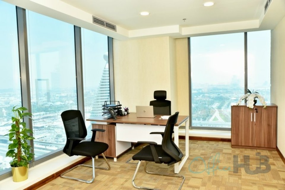 Office space for lease in 1 Sheikh Zayed Road Dubai - image 2
