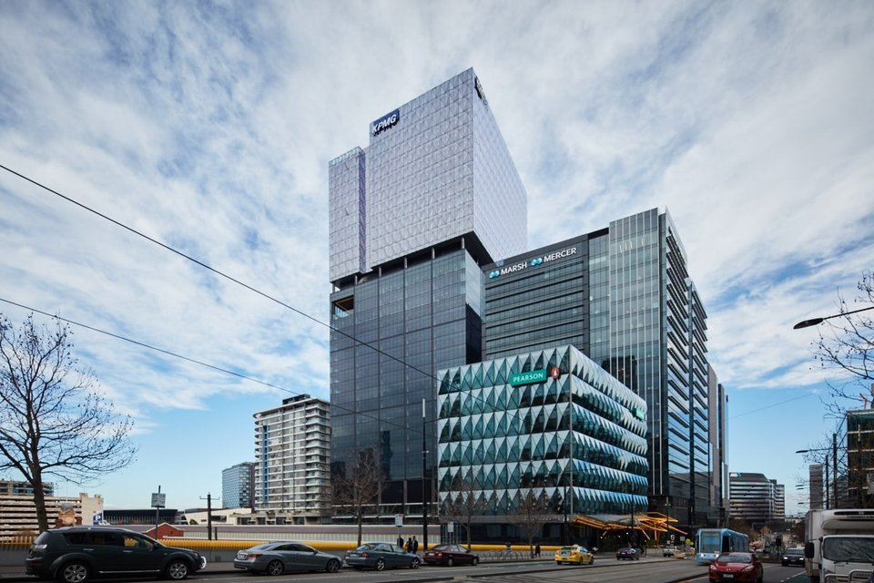 Office space for lease in Collins Square Docklands - image 1