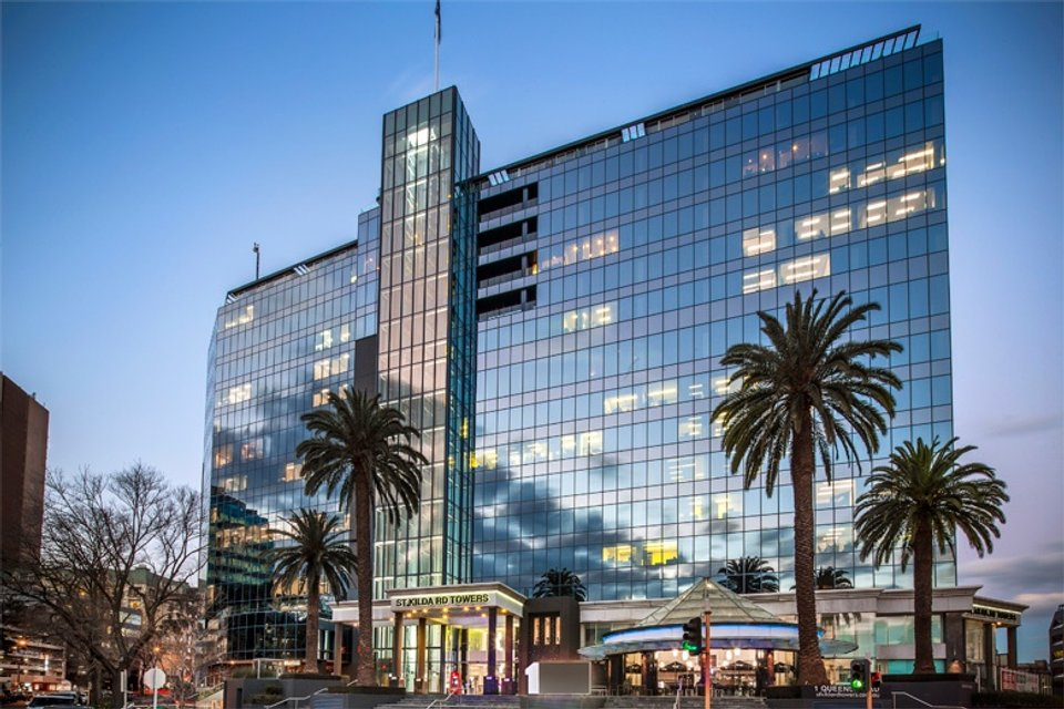 Office space for lease in St Kilda Road Towers Melbourne - image 1