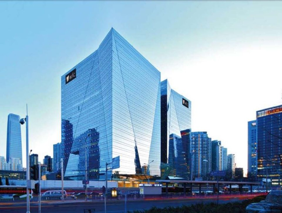Office space for lease in World Financial Centre West Tower Chaoyang - image 1