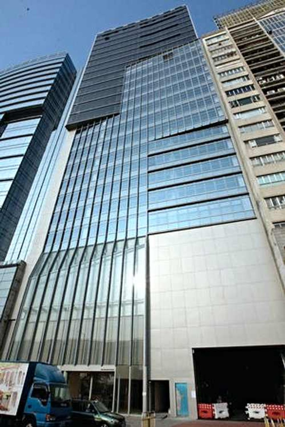 Office space for lease in Rykadan Capital Tower Hong Kong - image 1