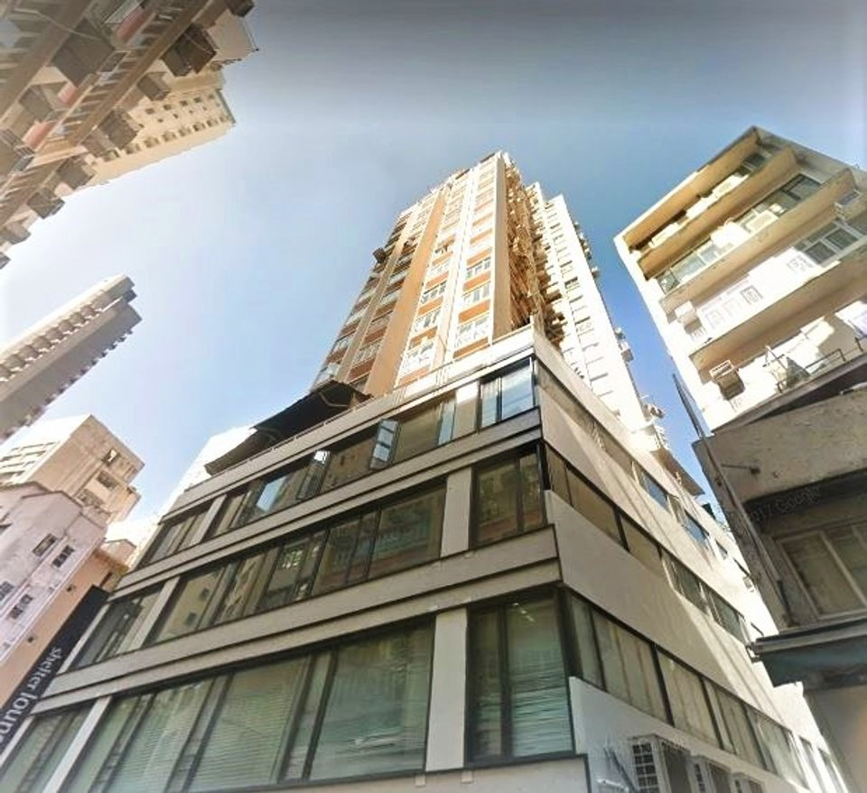 Office space for lease in Universal Building Hong Kong - image 1