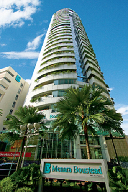 Office space for lease in Menara Boustead Georgetown - image 1