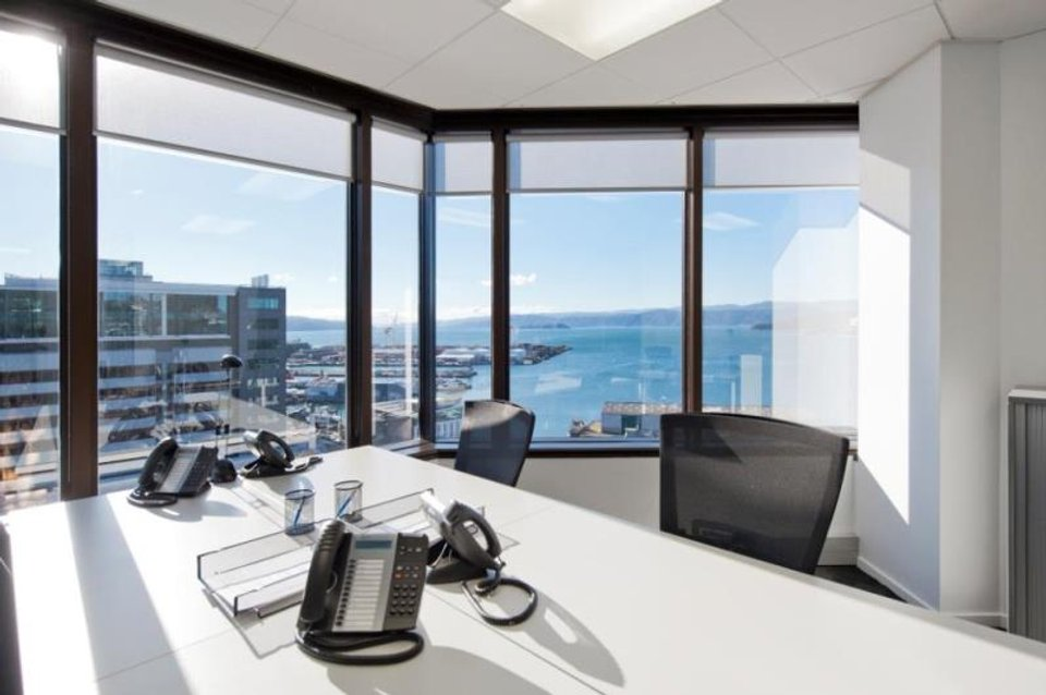 Office space for lease in HP Tower Wellington - image 2