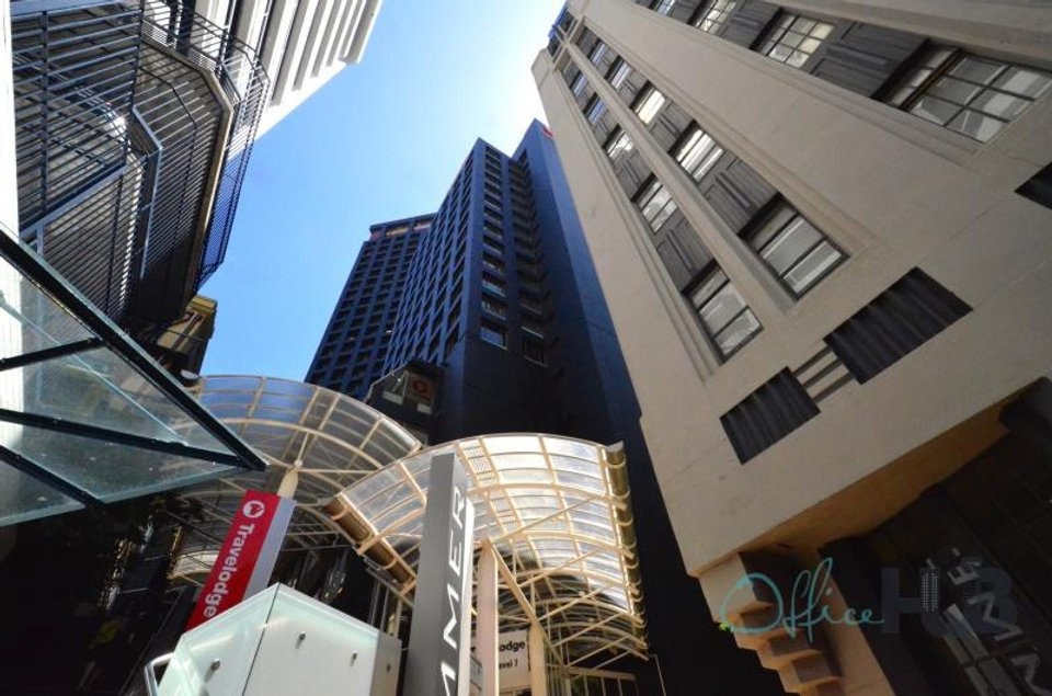 Office space for lease in Plimmer Towers Wellington - image 2