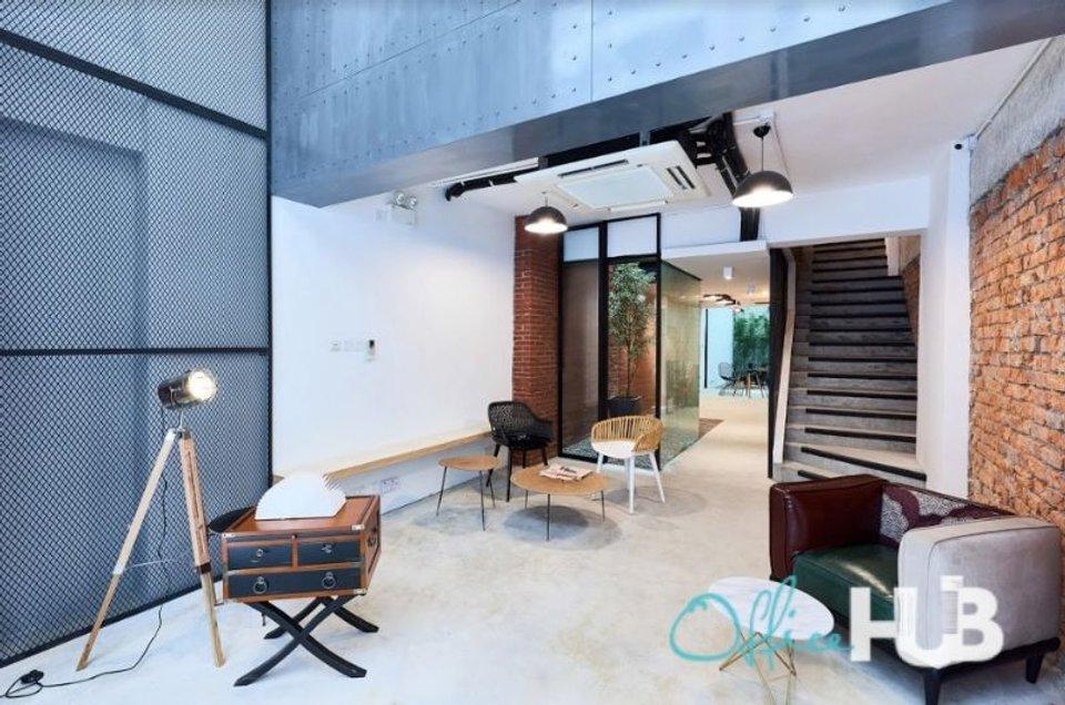 Office space for lease in 511 Queen's Road West, Shek Tong Tsui, Hong Kong Island Hong Kong Island - image 3