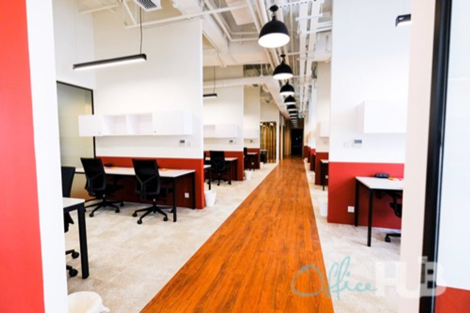 Office space for lease in V-Point Hong Kong - image 2