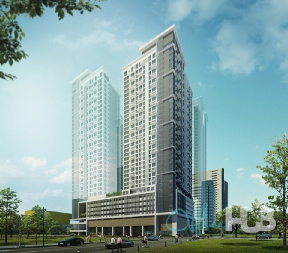 Office space for lease in M1 Tower Makati City - image 2