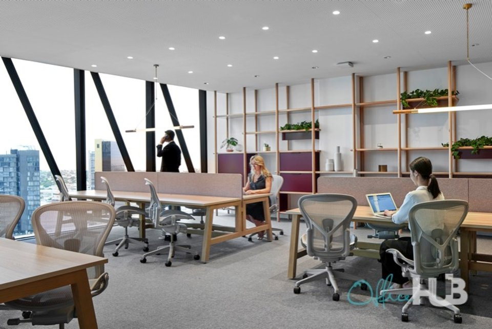 Office space for lease in Collins Square Docklands - image 3