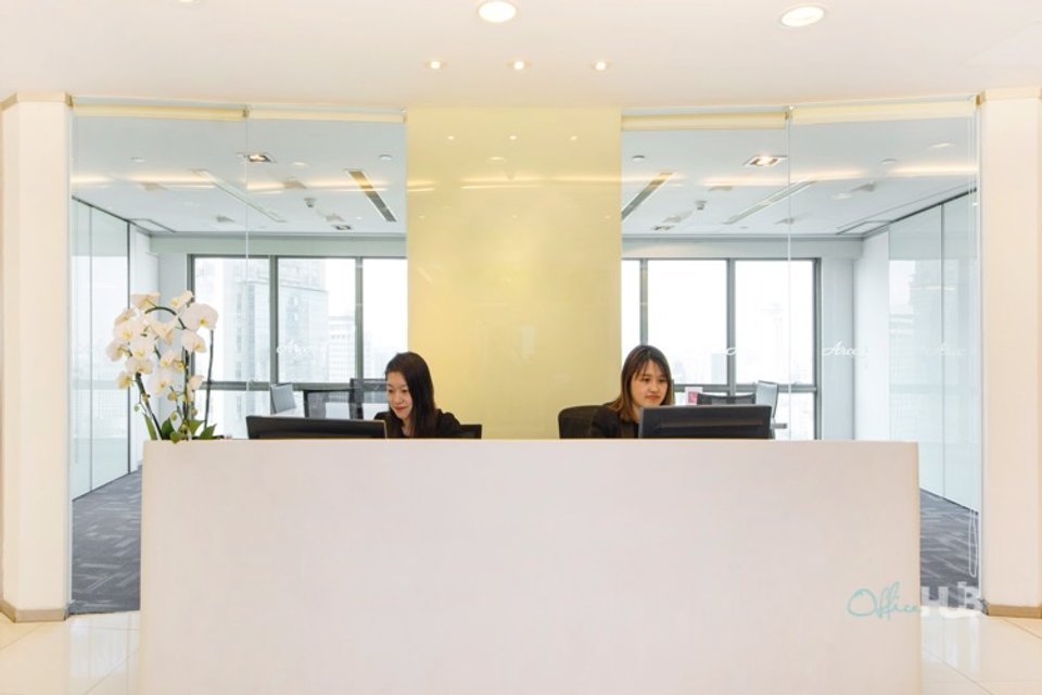 Office space for lease in Times Square Office Tower Luwan Huangpu - image 3