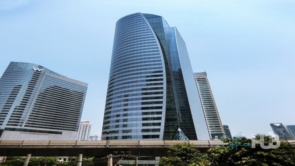 Office space for lease in Sathorn Square Bang Rak - image 2