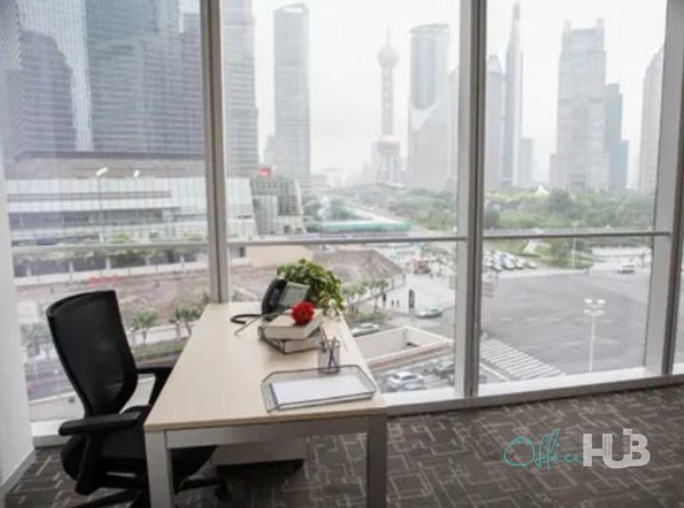 Office space for lease in The 21st Century Building Pudong New District - image 2
