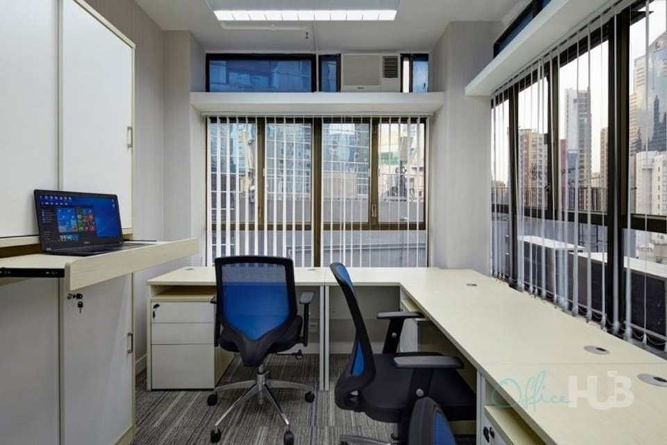 Office space for lease in 18-20 Lyndhurst Terrace, Central Hong Kong Island - image 3